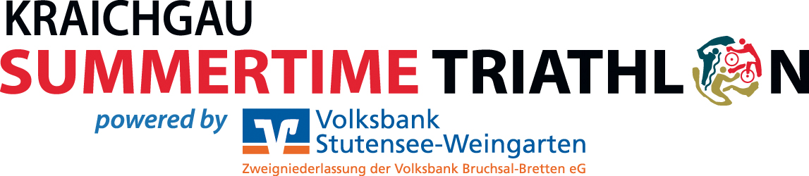 Siegerehrung Kraichgau Summertime Triathlon powered by Volksbank Stutensee-Weingarten